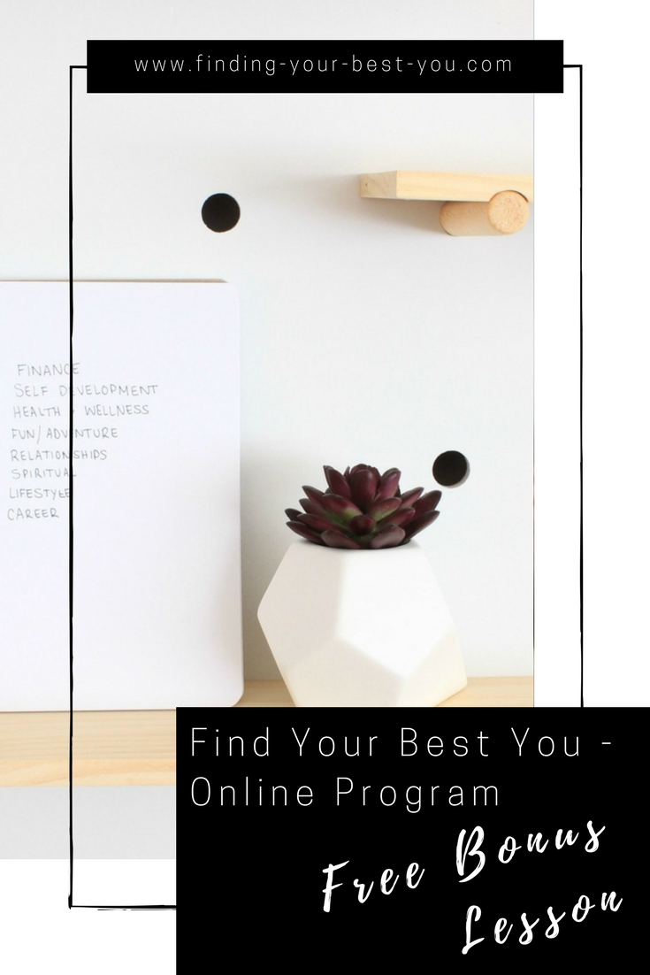 Find Your Best You - Free Lesson - 2