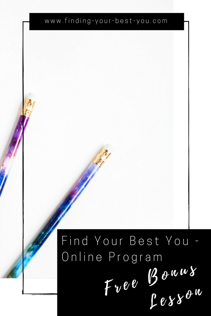 Find Your Best You - Free Lesson - 3